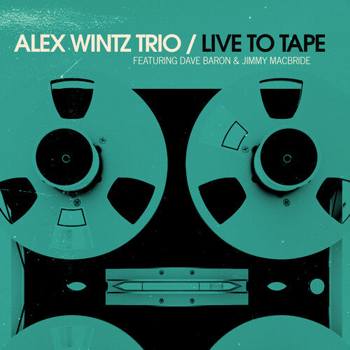 Alex Wintz - Live To Tape - (Digipack Packaging) (CD)