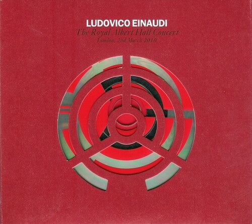 Ludovico Einaudi - Royal Albert Hall Concert [Import] - (Italy - Import) (CD)