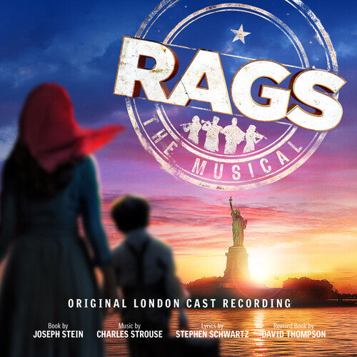 SCHWARTZ,STEPHEN / STROUSE,CHARLES - Rags: The Musical (Original London Cast Recording) -  (CD)