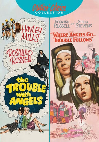 The Trouble With Angels /  Where Angels Go... Trouble Follows -   (DVD)