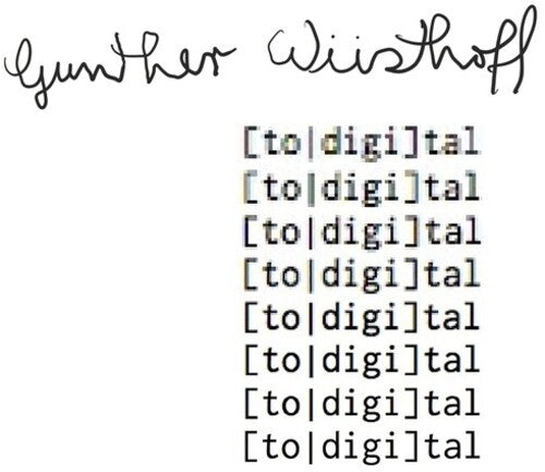 Gunther Wusthoff - Total Digital -  (CD)