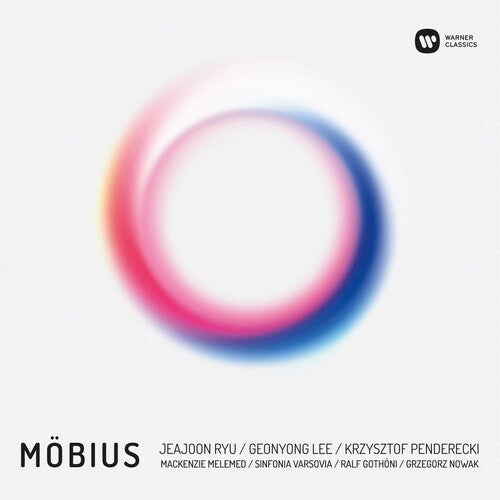 RYU,LEE / PENDERECKI - MOBIUS -  (CD)