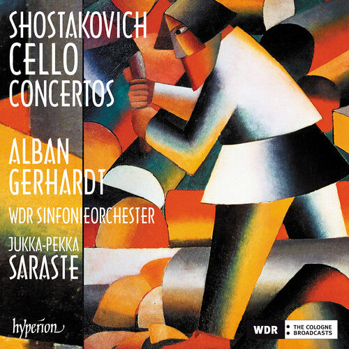 Alban Gerhardt - Shostakovich: Cello Concertos -  (CD)