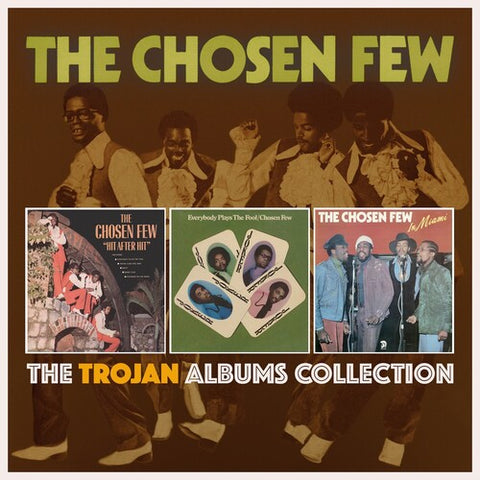 Chosen Few - Trojan Albums Collection (Original Albums Plus Bonus Tracks) [Import] - (Bonus Tracks, United Kingdom - Import) (CD)