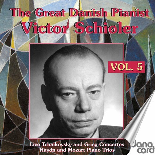 Various Artists - Great Danish Pianist 5 -  (CD)