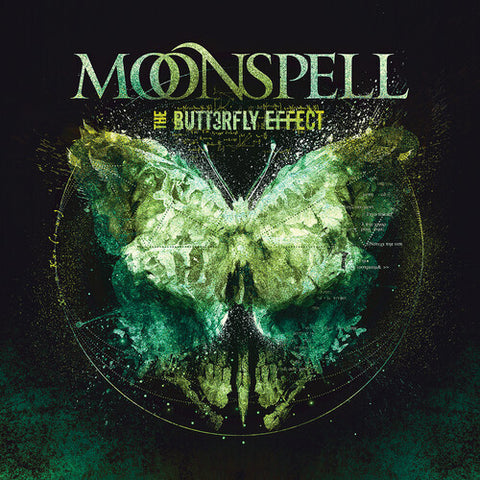 Moonspell - The Butterfly Effect -  (CD)
