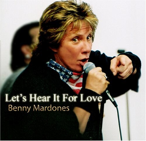 Benny Mardones - Let's Hear It For Love - (Manufactured on Demand) (CD)