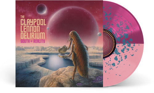 Claypool Lennon Delirium - South Of Reality - (Colored Vinyl, Pink, Purple, Gatefold LP Jacket, Digital Download Card) (Vinyl)