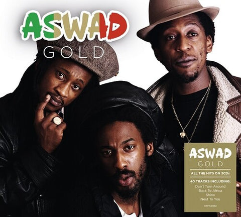 Aswad - Gold [Import] - (United Kingdom - Import) (CD)
