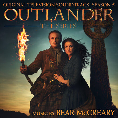 Bear McCreary - Outlander: Season 5 (Original Television Soundtrack) -  (CD)