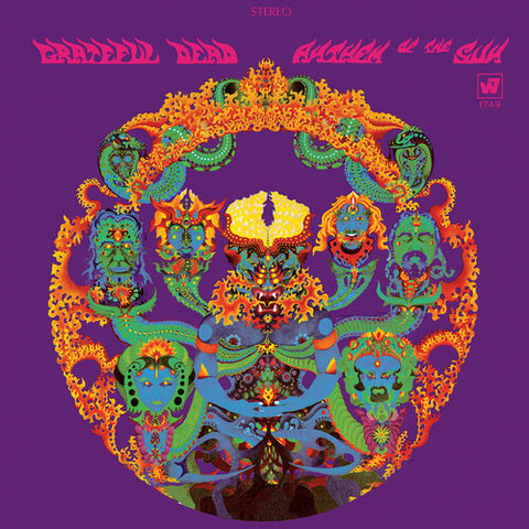 Grateful Dead - Anthem Of The Sun (1971 Remix) -  (CD)