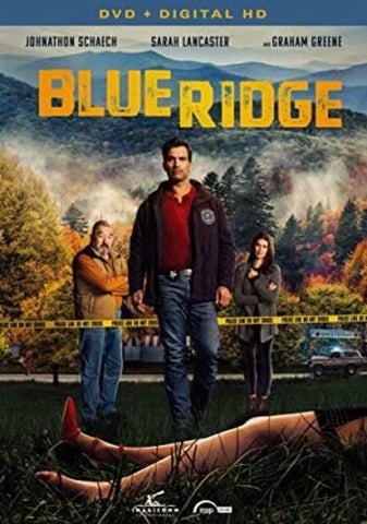 Blue Ridge -  (DVD)