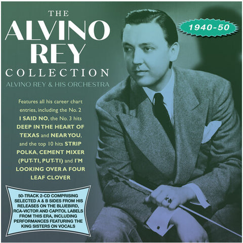 Alvino Rey - Collection 1940-50 -  (CD)