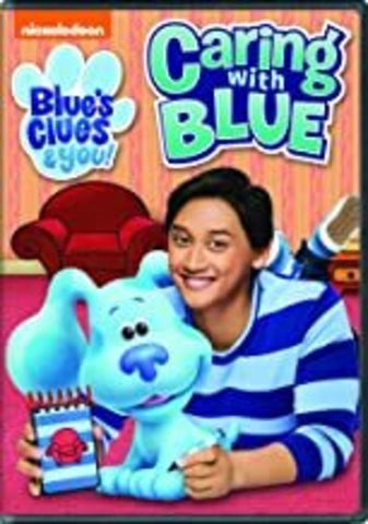 Blue's Clues And You! Caring With Blue - (Widescreen, Amaray Case, Dolby, AC-3) (DVD)