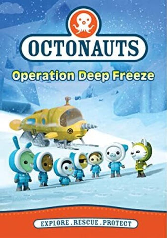 Octonauts: Operation Deep Freeze -  (DVD)