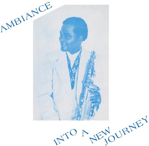 Ambiance - Into A New Journey -  (Vinyl)