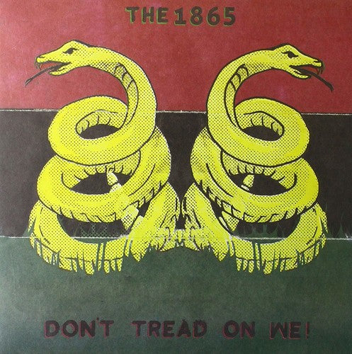 1865 - Don't Tread On We! - (Colored Vinyl, Red, Black) (Vinyl)