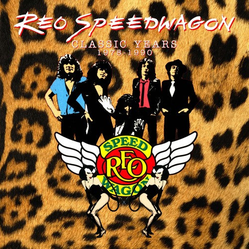 REO Speedwagon - Classic Years 1978-1990 [Import] - (Boxed Set, United Kingdom - Import) (CD)