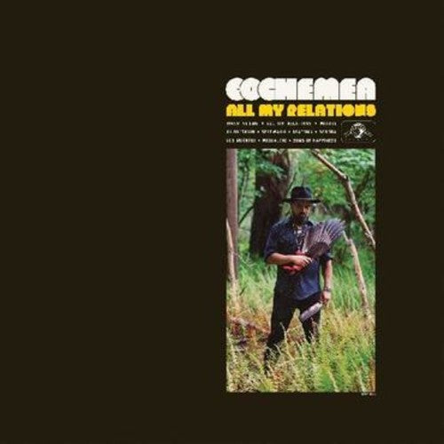 Cochemea - All My Relations - (Digital Download Card) (Vinyl)
