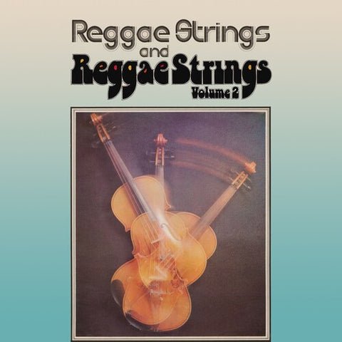 Reggae Strings - Reggae Strings /  Reggae Strings Volume 2: Two Original Albums PlusBonus Tracks [Import] - (Bonus Tracks, United Kingdom - Import) (CD)