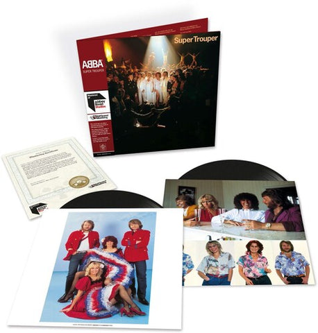 ABBA - Super Trouper: 40th Anniversary - (Gatefold LP Jacket, Remastered, Anniversary Edition) (Vinyl)
