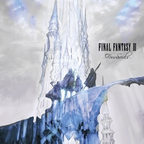 FINAL FANTASY III: FOUR SOULS / O.S.T. - Final Fantasy III: Four Souls (Original Soundtrack) [Import] - (MP3 Download, Japan - Import) (Vinyl)