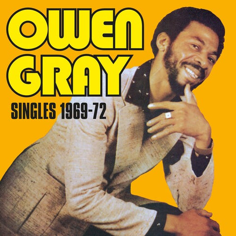 Owen Gray - Singles 1969-1972 -  (CD)
