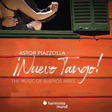 Various - Piazzolla: Nuevo Tango! - The Music of Buenos Aires -  (CD)