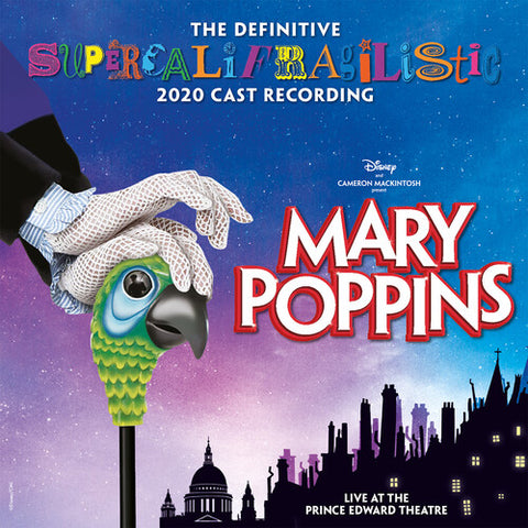 Various Artists - Mary Poppins (The Definitive Supercalifragilistic 2020 Cast Recordin ) -  (CD)