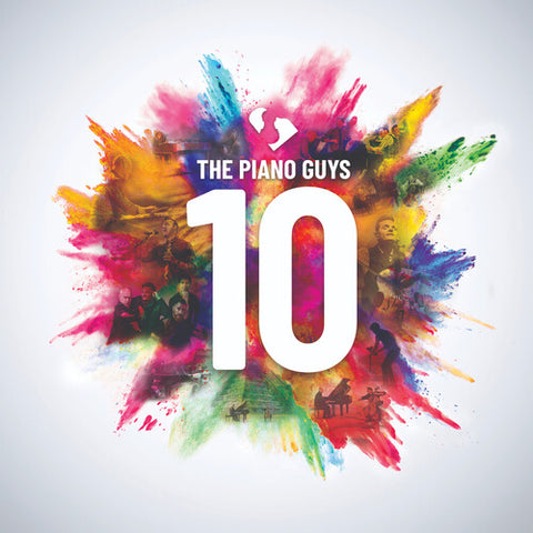 The Piano Guys - 10 -  (CD)