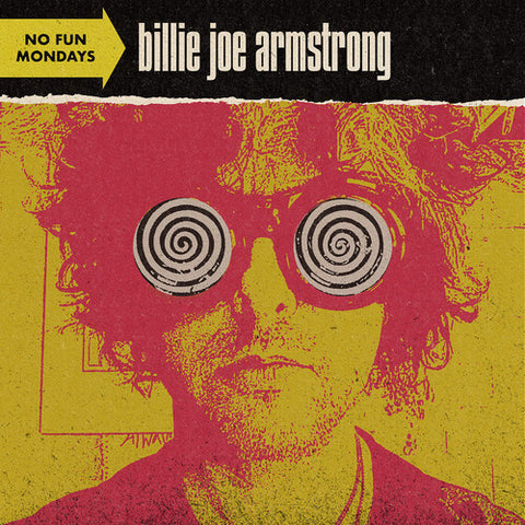 Billie Joe Armstrong - No Fun Mondays - (Colored Vinyl, Light Blue, Indie Exclusive) (Vinyl)