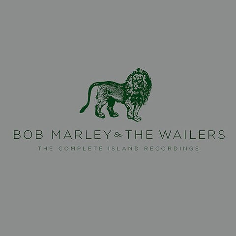 Bob Marley & Wailers - The Complete Island Recordings - (Boxed Set) (CD)