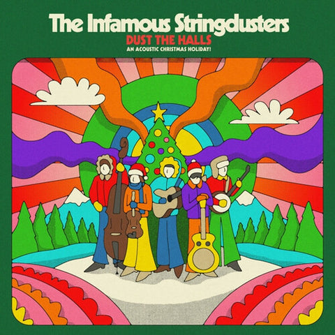 Infamous Stringdusters - Dust The Halls: An Acoustic Christmas Holiday! -  (CD)
