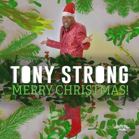 Tony Strong - Merry Christmas! - (Manufactured on Demand) (CD)