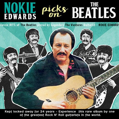 Nokie Edwards - Picks On The Beatles (MQA-CD) -  (CD)