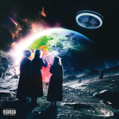 Lil Uzi Vert - Eternal Atake (Deluxe): LUV Vs. The World 2 [Explicit Content] - (Deluxe Edition, Manufactured on Demand, Paexp) (CD)