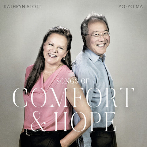 Yo-Yo Ma & Kathryn Stott - Songs of Comfort and Hope -  (CD)