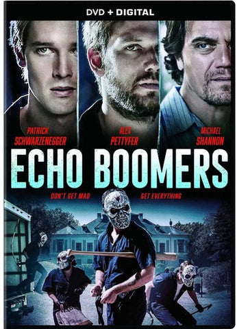 Echo Boomers - (Widescreen, Dolby, AC-3, Subtitled, Amaray Case) (DVD)
