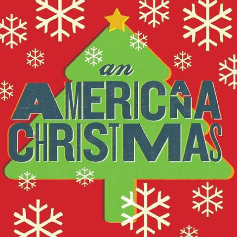 Various Artists - An Americana Christmas (Various Artists) - (Colored Vinyl, Green, Red, Indie Exclusive) (Vinyl)