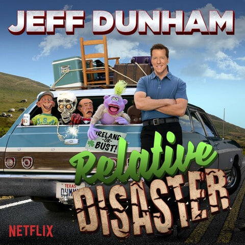 Jeff Dunham - Relative Disaster -  (Vinyl)