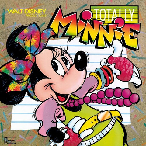 Various Artists - Disney - Totally Minnie (Limited Edition) [Import] - (Limited Edition, Japan - Import) (Vinyl)