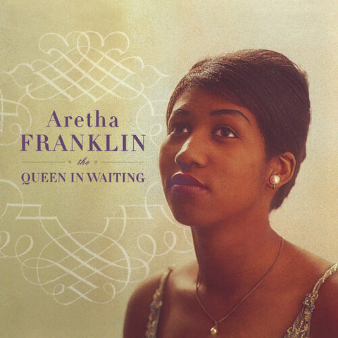 Aretha Franklin - Queen In Waiting [Import] - (Holland - Import) (CD)
