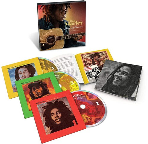 Bob Marley & the Wailers - Songs Of Freedom: The Island Years -  (CD)