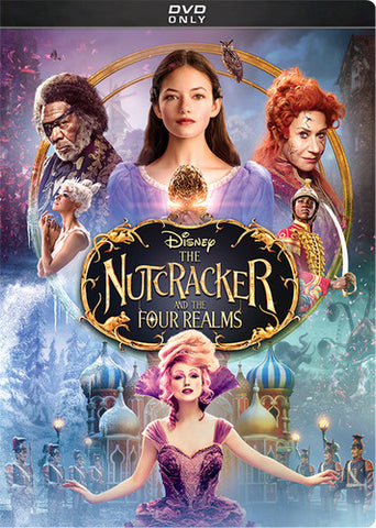 The Nutcracker and the Four Realms - (Dolby, AC-3, Dubbed, Subtitled) (DVD)