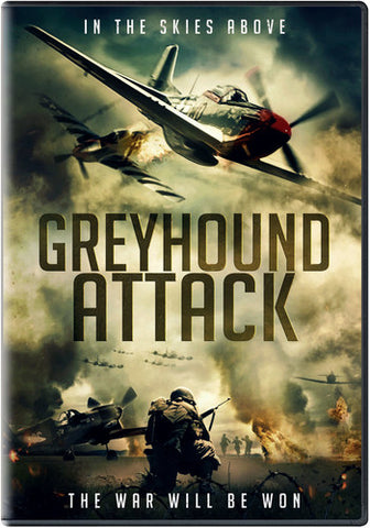 Greyhound Attack -   (DVD)
