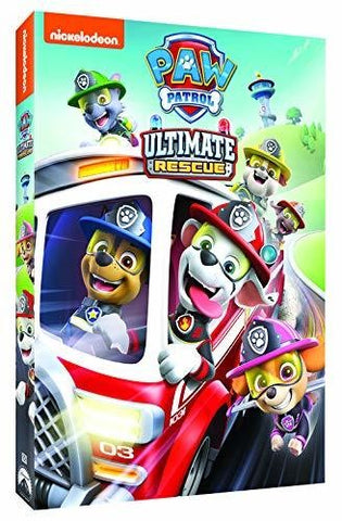 Paw Patrol: Ultimate Rescue - (AC-3, Widescreen, Amaray Case) (DVD)