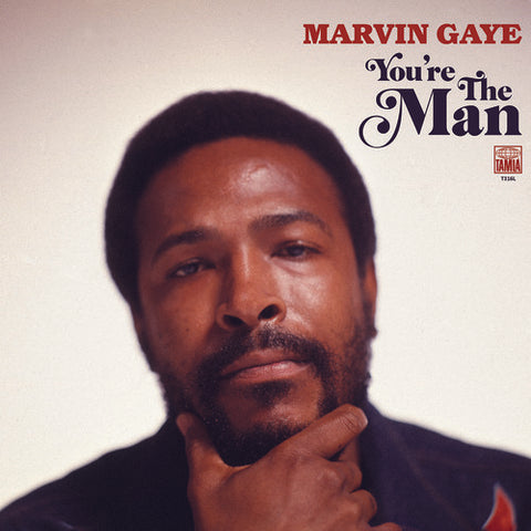 Marvin Gaye - You're The Man -  (Vinyl)