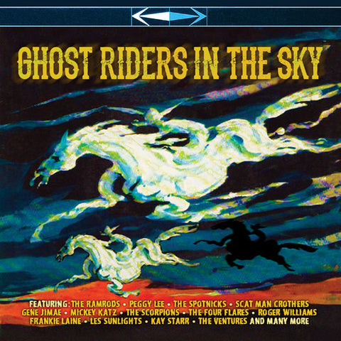 Various Artists - Ghost Riders In The Sky /  Various [Import] - (United Kingdom - Import) (CD)