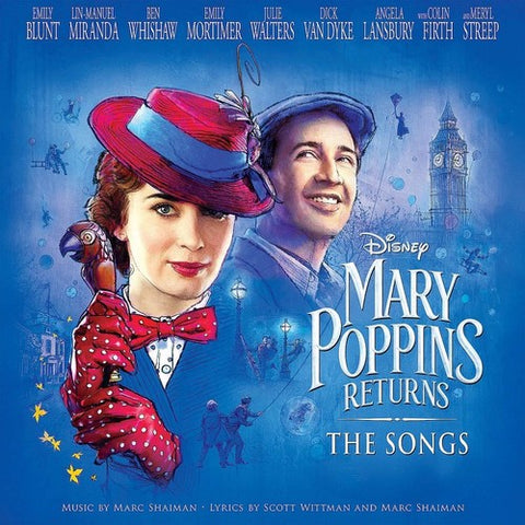 Various Artists - Mary Poppins Returns: The Songs -  (Vinyl)