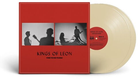 Kings of Leon - When You See Yourself - (180 Gram Vinyl, Colored Vinyl, Cream, Gatefold LP Jacket, With Booklet) (Vinyl)